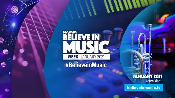 NAMM Believe in Music