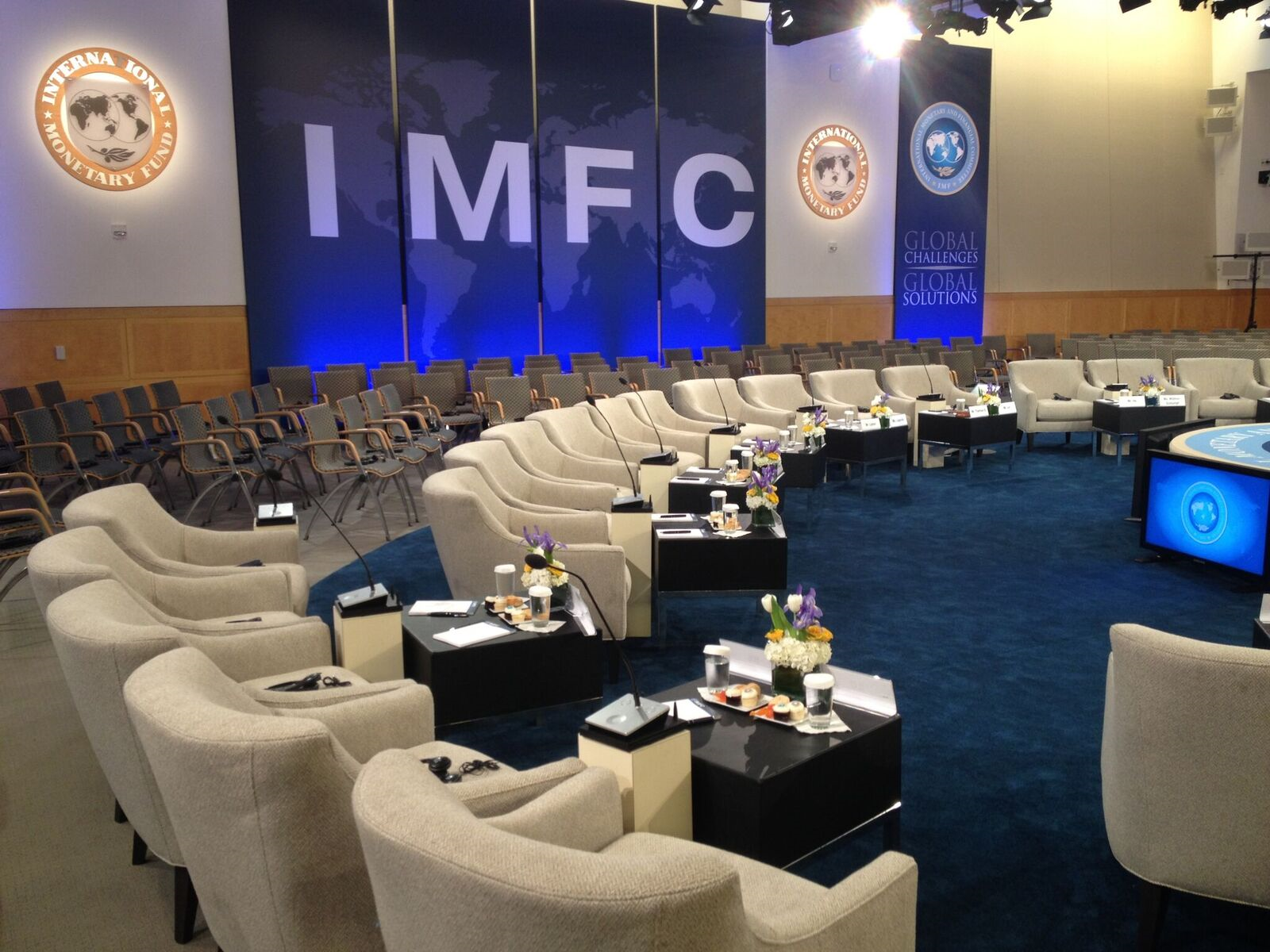 IMF Wireless Spring Meetings